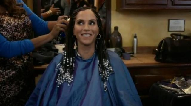 The Neighbors S02X04 Debbie braids