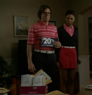 Good Debbie Hunting S2X08 coupon mail