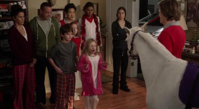 The NeighborsS2x11 Abby gets the pony she wanted