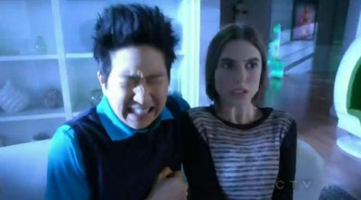 The Neighbors S02x12 Reggie and Amber are terrified of Jane