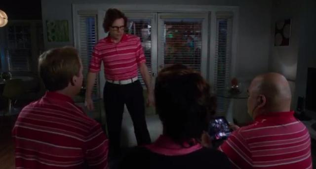 The Neighbors S2x20 Lack of performance among the minions