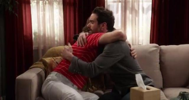 The Neighbors S2x21 Larry and Jeff make up