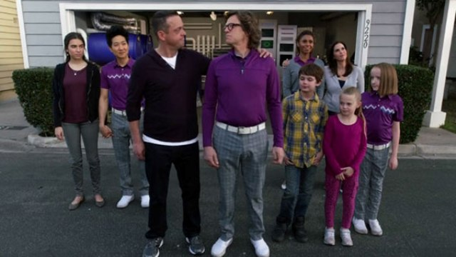 The Neighbors S2x22 Weavers and Bird Kersees