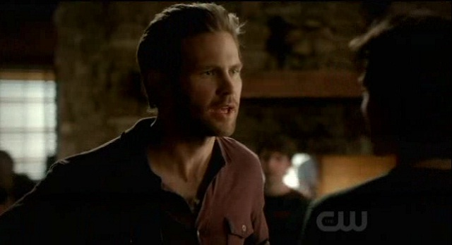 The Vampire Diaries 3x07 Damon warns Alaric