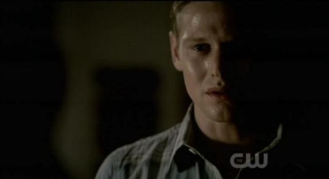 The Vampire Diaries 3x06 Matt shuts Vicki out