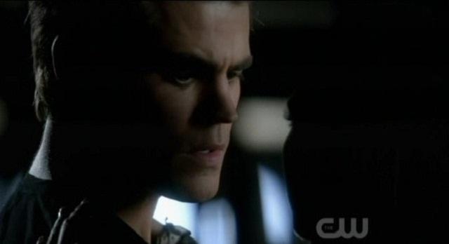 The Vampire Diaries 3x06 Stefan catches Elena