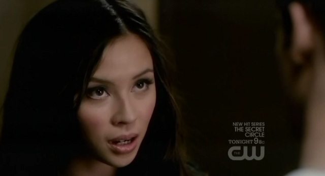 The Vampire Diaries 3x06 Anna and Jeremy talk