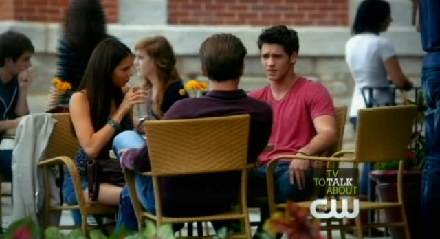 The Vampire Diaries 3x07 Lunch at the Mystic Grill
