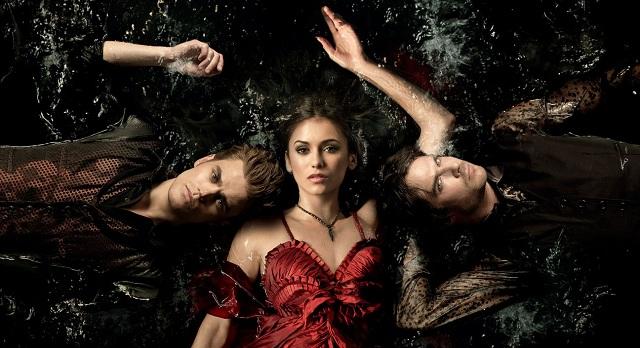 The Vampire Diaries Season 3 Promo Pics Set 3 2nd Pose