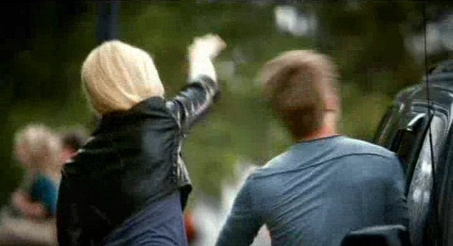 The Vampire Diaries 3x07 Lexi knocks Stefan out