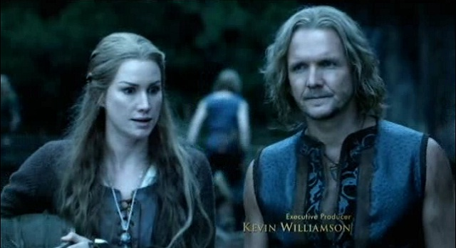 The Vampire Diaries 3x8 Mikael is not pleased