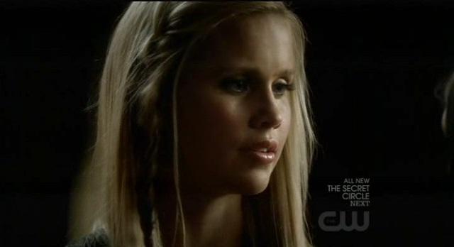 The Vampire Diaries S3x08 - Rebekah is in denial