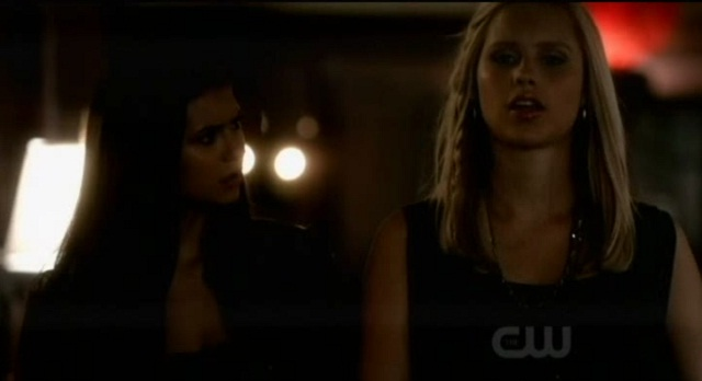 The Vampire Diaries S3x08 - Rebekah reveals that her mother was the original witch