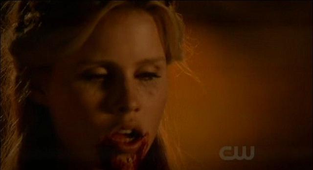 The Vampire Diaries S3x08 - Rebekah's blood lust