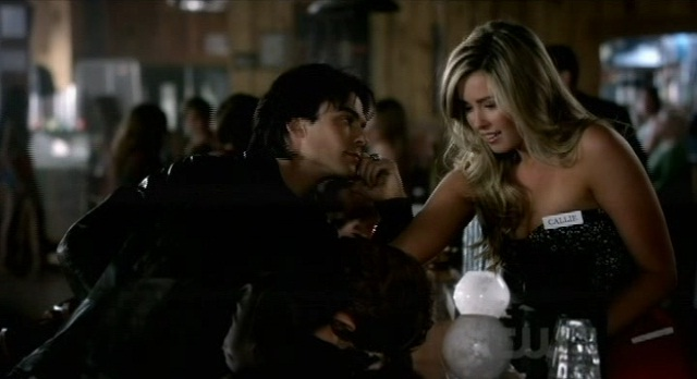 The Vampire Diaries S3x08 - Stefan takes a Drink
