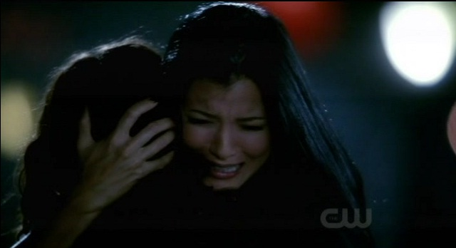 The Vampire Diaries 3x07 Anna and Pearl reunited