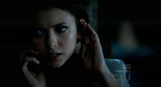 The Vampire Diaries 3x07 Caroline calls Elena