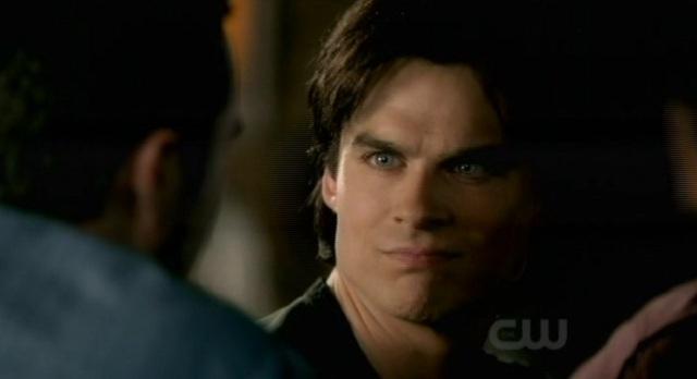 The Vampire Diaries 3x07 Damon apologizes