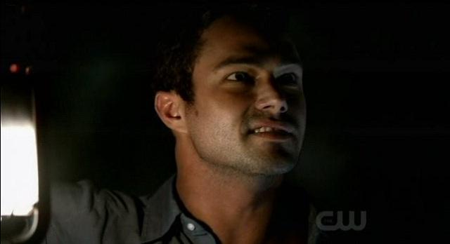 The Vampire Diaries 3x07 Last look at Mason