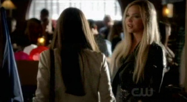 The Vampire Diaries 3x07 Lexi and Elena team up
