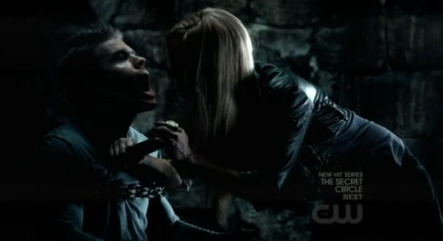 The Vampire Diaries 3x07 Lexi continues Stefan's torture