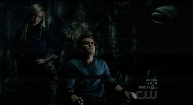 The Vampire Diaries 3x07 Lexi drives Stefan insane