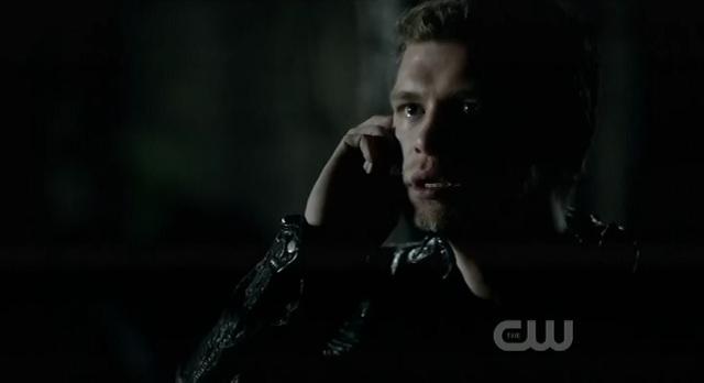 The Vampire Diaries S3x09 - Klaus tears up