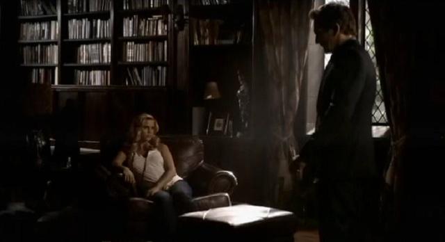 The Vampire Diaries S3x09 - Rebekah awaits Mikaels awakening