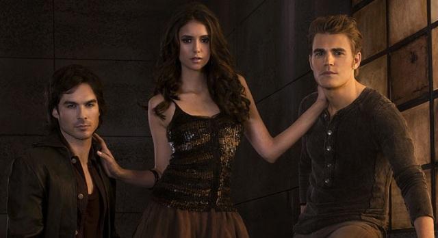The Vampire Diaries Season 3 Promo Pic TV Guide CW