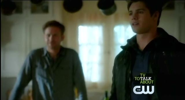 The Vampire Diaries S3 x 10 Jeremy acting out