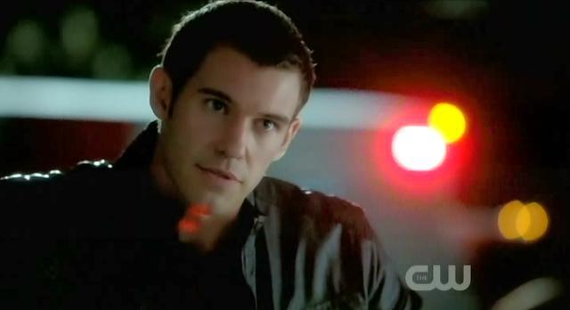 The Vampire Diaries S3 x 10 Klaus's hybrid