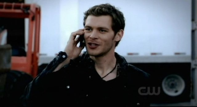 The Vampire Diaries S3x09 - Kalus demands answers