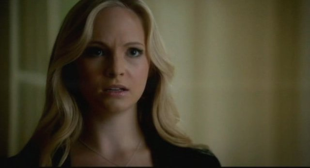 The Vampire Diaries S3x12 - Caroline sees dad