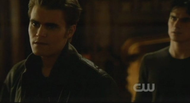 The Vampire Diaries S3x12 Damon and Stefan make peace