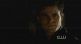 The Vampire Diaries S3x12 - Stefan arrives on scene