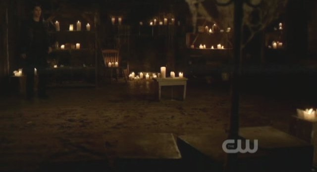 The Vampire Diaries S3x12 - The room full of candles