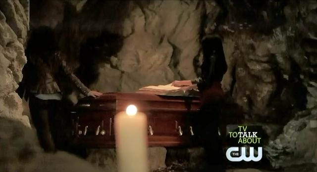 The Vampire Diaries S3x13 Bonnie and Abby