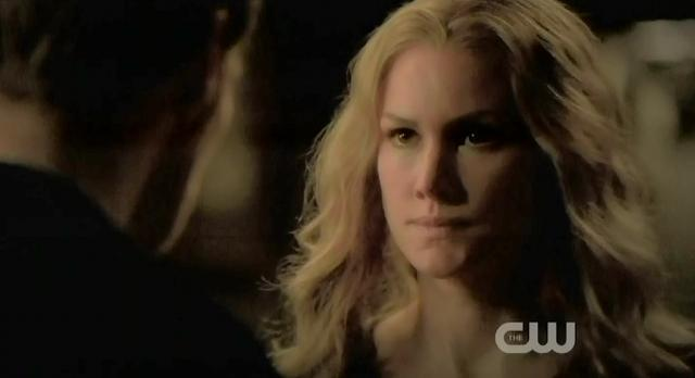 The Vampire Diaries S3x13 Esther confronts Niklaus