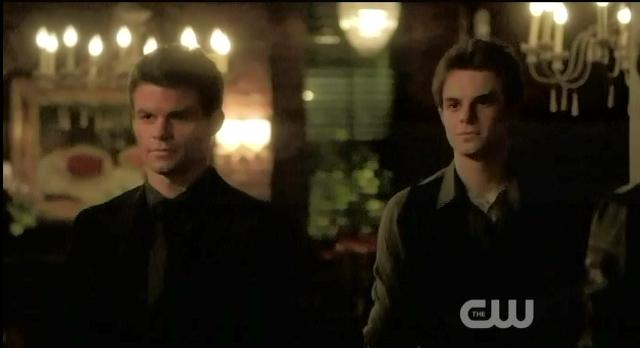 The Vampire Diaries S3x13 Klaus's younger brother