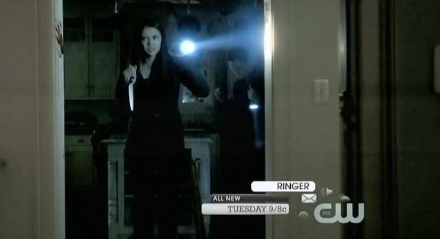 The Vampire Diaries S3x13 Matt and Elena find blood