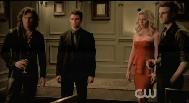 The Vampire Diaries S3x13 Niklaus's siblings