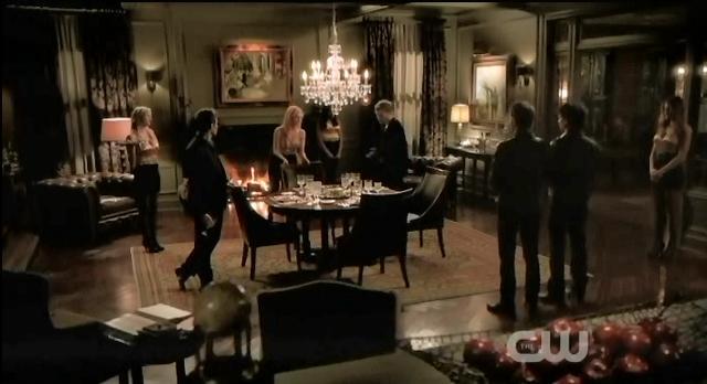 The Vampire Diaries S3x13 Salvatore brothers meet Klaus