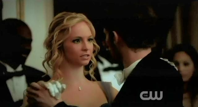 The Vampire Diaries S3x14 Caroline and Klaus