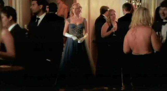 The Vampire Diaries S3x14 Caroline enters dance