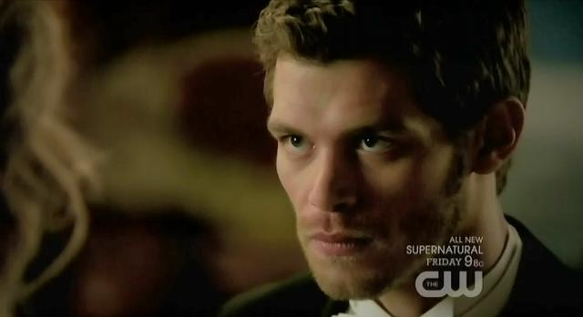 The Vampire Diaries S3x14 Caroline upsets Klaus