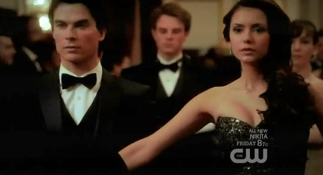 The Vampire Diaries S3x14 Damon and Elena dancing