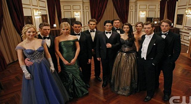 The Vampire Diaries S3x14 Dangerous Liaisons Mikaelsen Ball