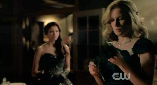 The Vampire Diaries S3x14 Elena and Esther