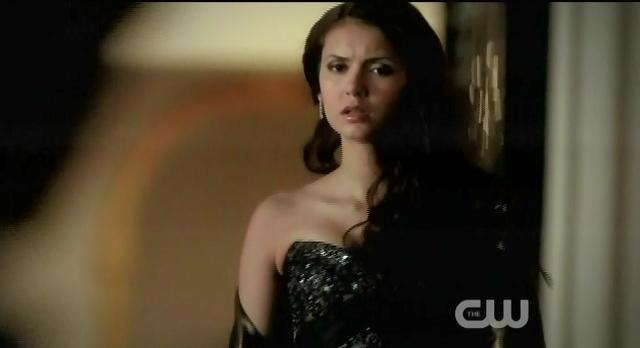 The Vampire Diaries S3x14 Elena staring at Damon