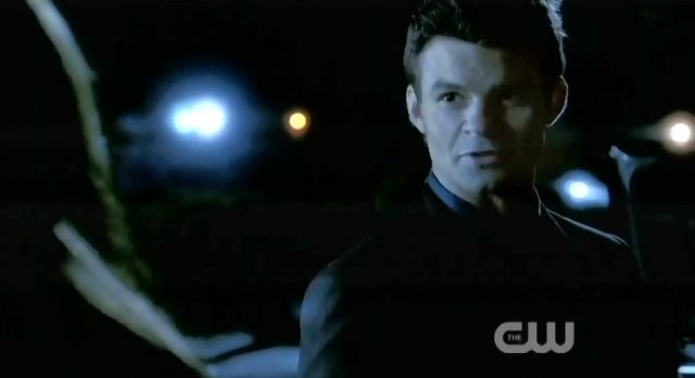 The Vampire Diaries S3x14 Elijah and Elena
